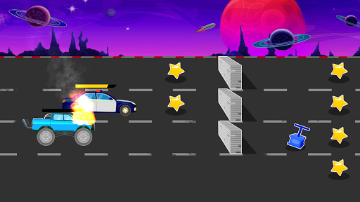 2 Player Car Race Games - screenshot