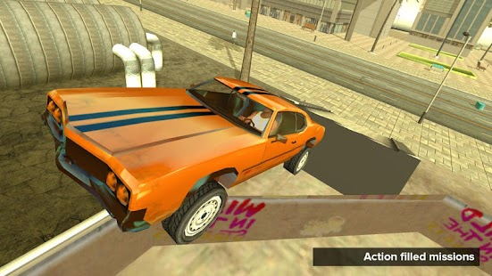 Game San Andreas Crime City Auto apk for kindle fire