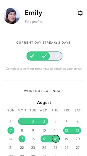 Asana Rebel - Yoga Inspired Fitness Screenshot
