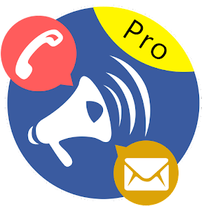 SMS & Call Announcer Pro For PC / Windows 7/8/10 / Mac – Free Download