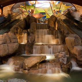Mohegan Sun Casino by Dayton Brown - Landscapes Travel (  )