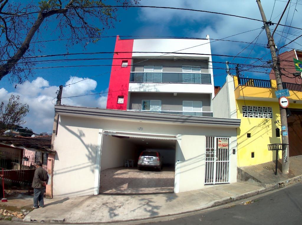 Cobertura Vila Francisco Matarazzo Santo André
