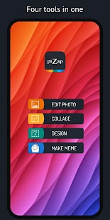 piZap Photo Editor, MEME Maker, Design & Collages for pc