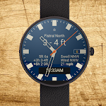 Surface Surf Watch Face APK Image