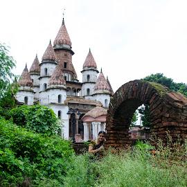 || Hangseswari Temple or Hanseswari Temple || by Mithun Ganguly - Buildings & Architecture Public & Historical