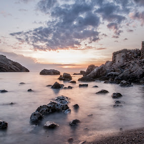 Cala Moli by Inma  Monte Picante - Landscapes Waterscapes