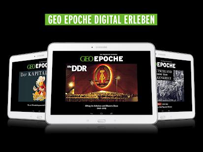 app geo epoche | geschichtsmagazin apk for windows phone