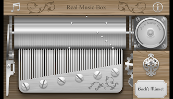 Screenshot of Real Music Box