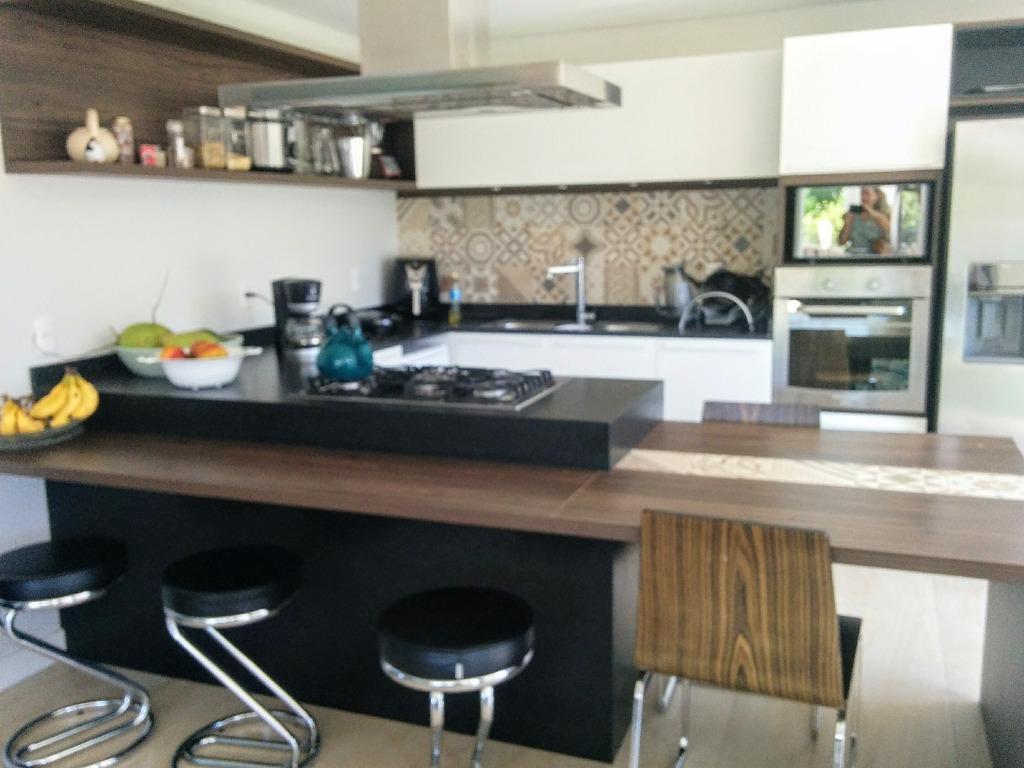 Casa 4 Dorm, Cacupé, Florianópolis (CA0536) - Foto 5