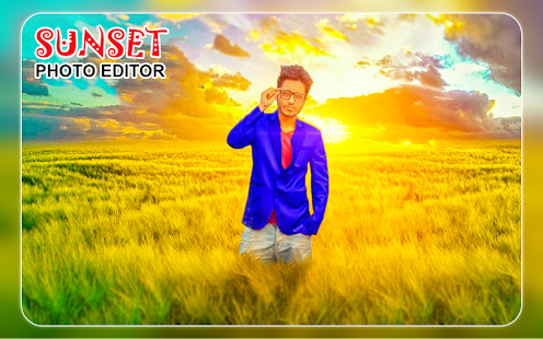 Sunset Photo Editor New 2018 – Sunset Photo Frames