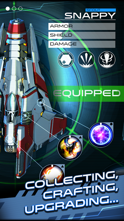 Space Warrior: The Origin Screenshot 3