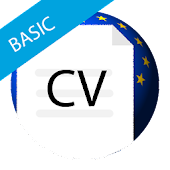Download Curriculum Europeu BASIC APK for Laptop