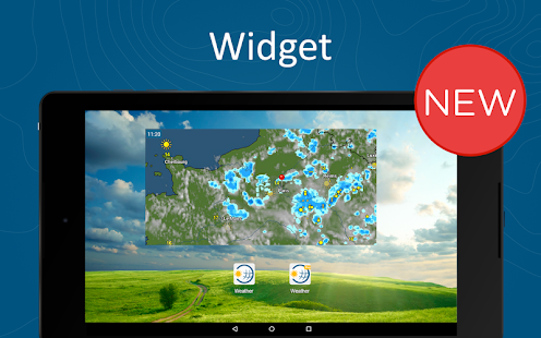 Weather & Radar APK Descargar