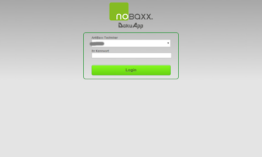 nobaxx DokuApp - screenshot