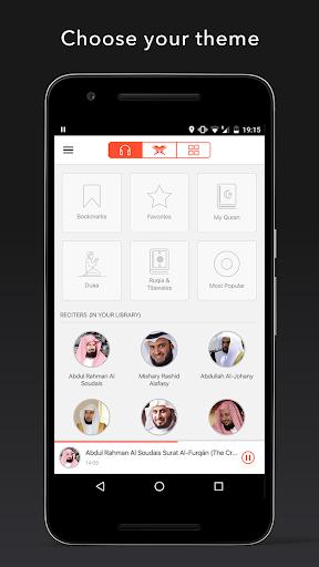 Quran for Muslim: Audio & Read - screenshot