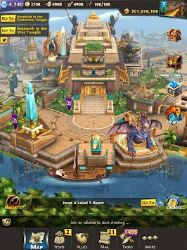 God Kings APK screenshot thumbnail 7