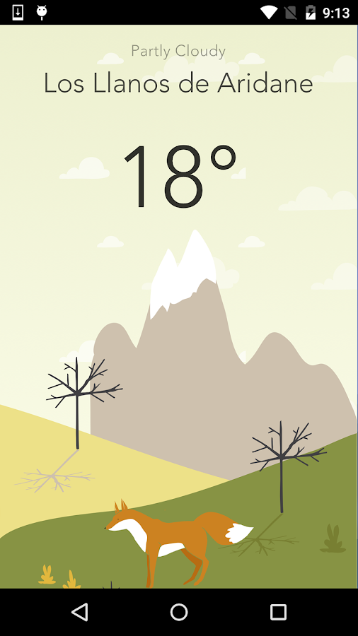 Wild Weather Screenshot 3
