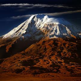 Ararat by Stanley P. - Landscapes Mountains & Hills ( mountain, armenia, noahs_ark, ararat )