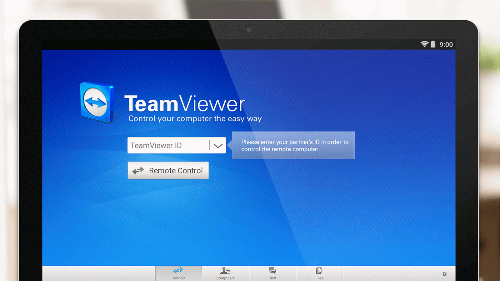 TeamViewer for Remote Control Screendshot 7
