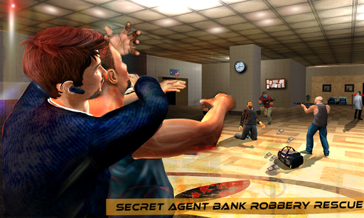 Secret Agent Robbery Escape