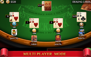 Screenshot of BlackJack Royale - 21 Live