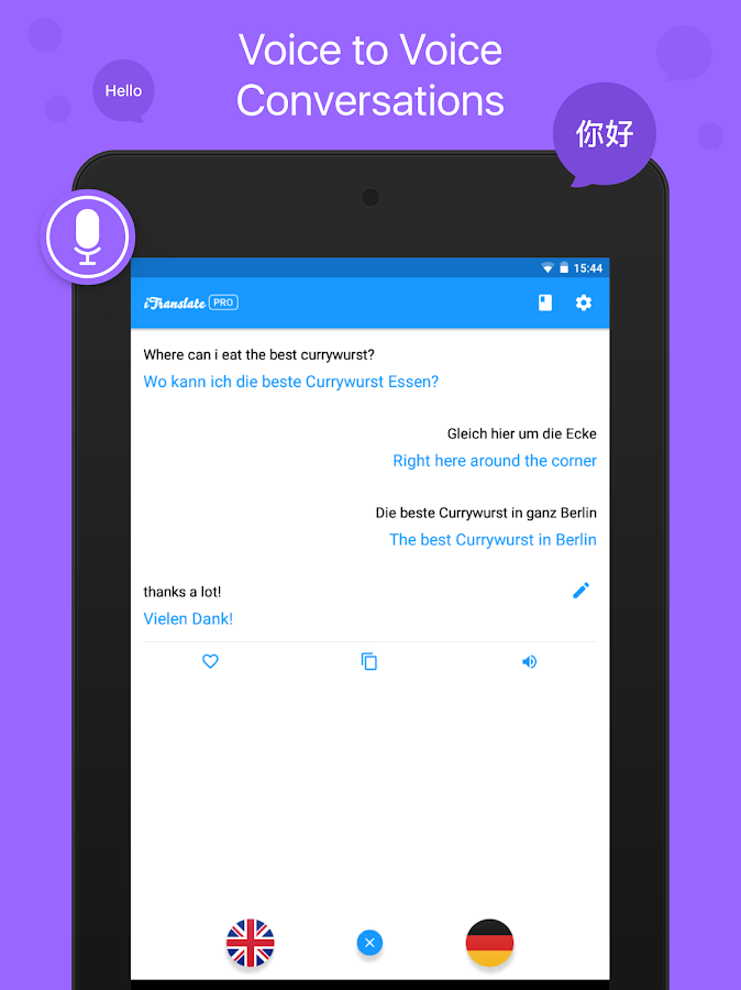 iTranslate - Free Translator Screenshot 11