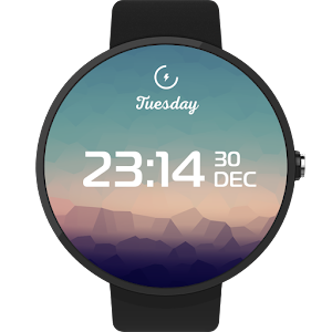 Watchface Android Wear FWF Fog