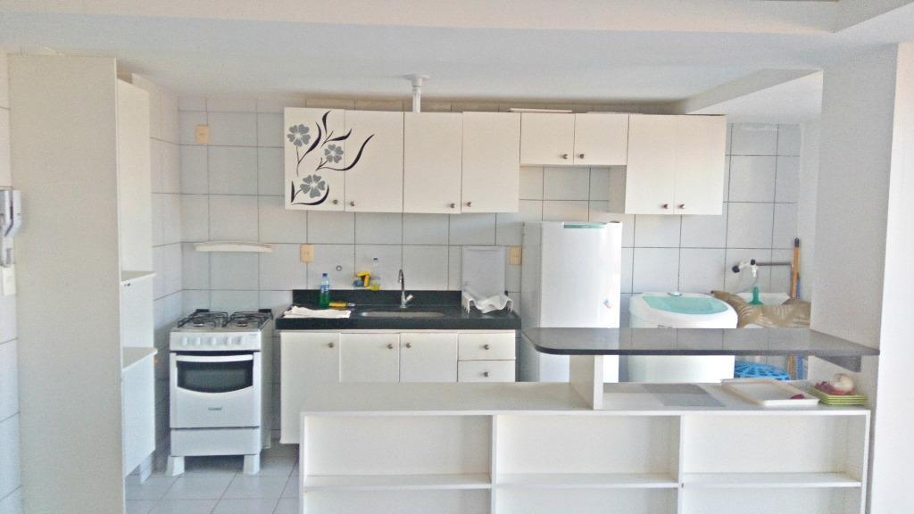 Apartamento residencial para locação, Jardim Oceania, João P