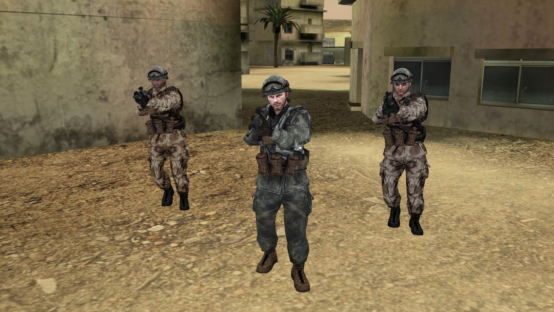 Sniper Commando Assassin 3D Screenshot 4