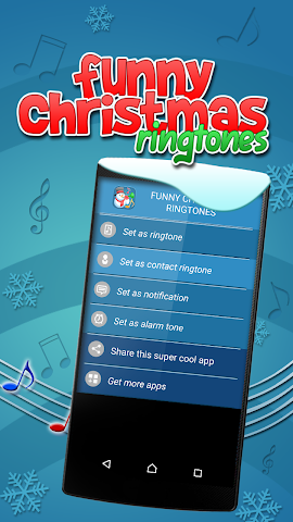 android Divertissant Sonneries de Noël Screenshot 3