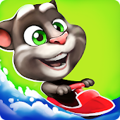 Talking Tom Jetski icon