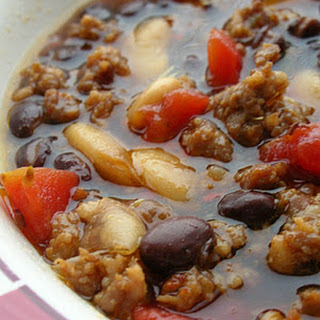 Black Bean And Sausage Soup Italian Recipes