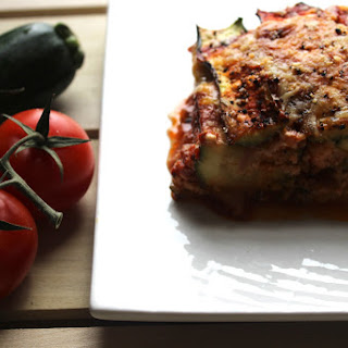 Low Carb Vegetable Lasagna Recipes
