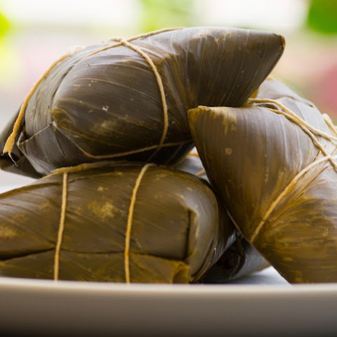 Angie Martinez's Spicy Dark-Chocolate Tamales