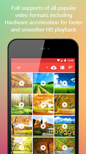 Video Player for Android APK baixar