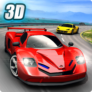 Real Turbo Car Racing 3D Icon