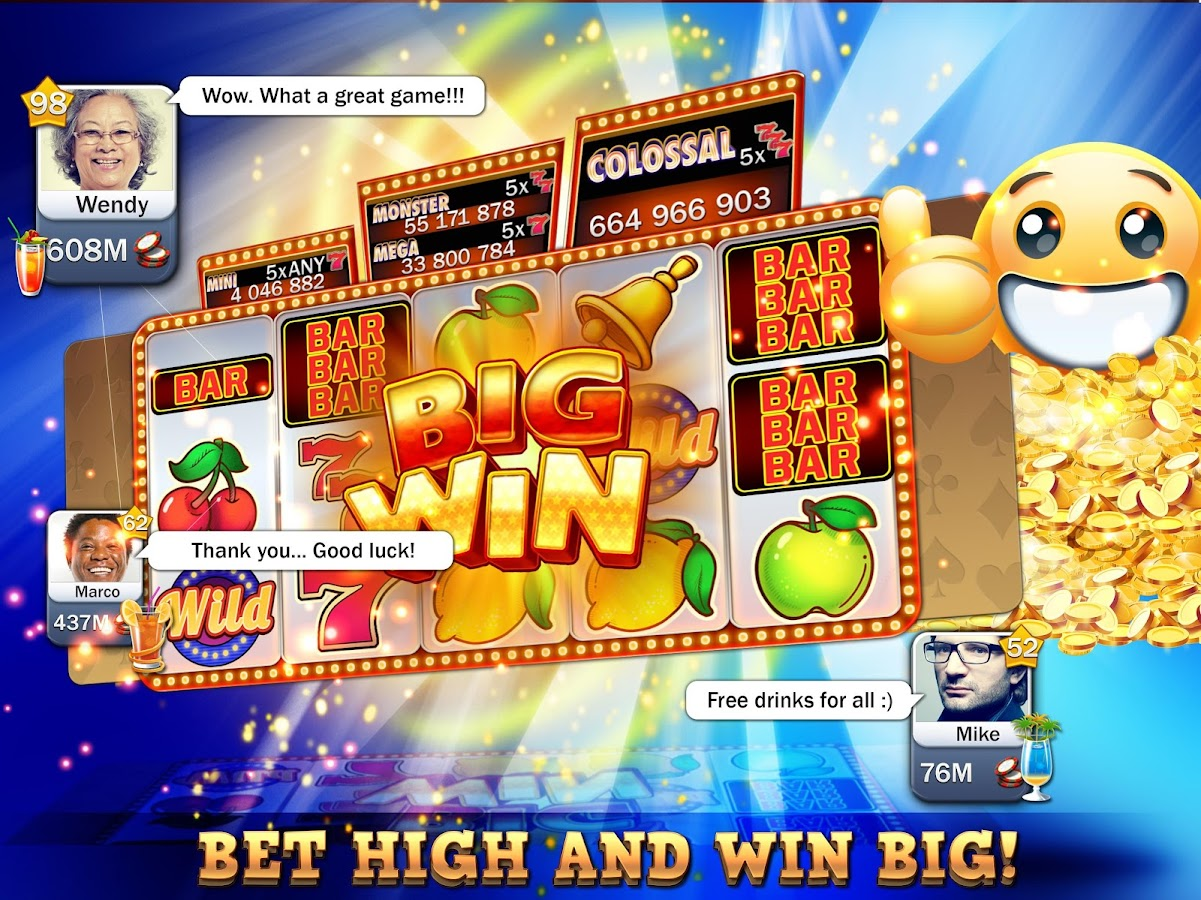 Slots™ Huuuge Casino Screenshot 7