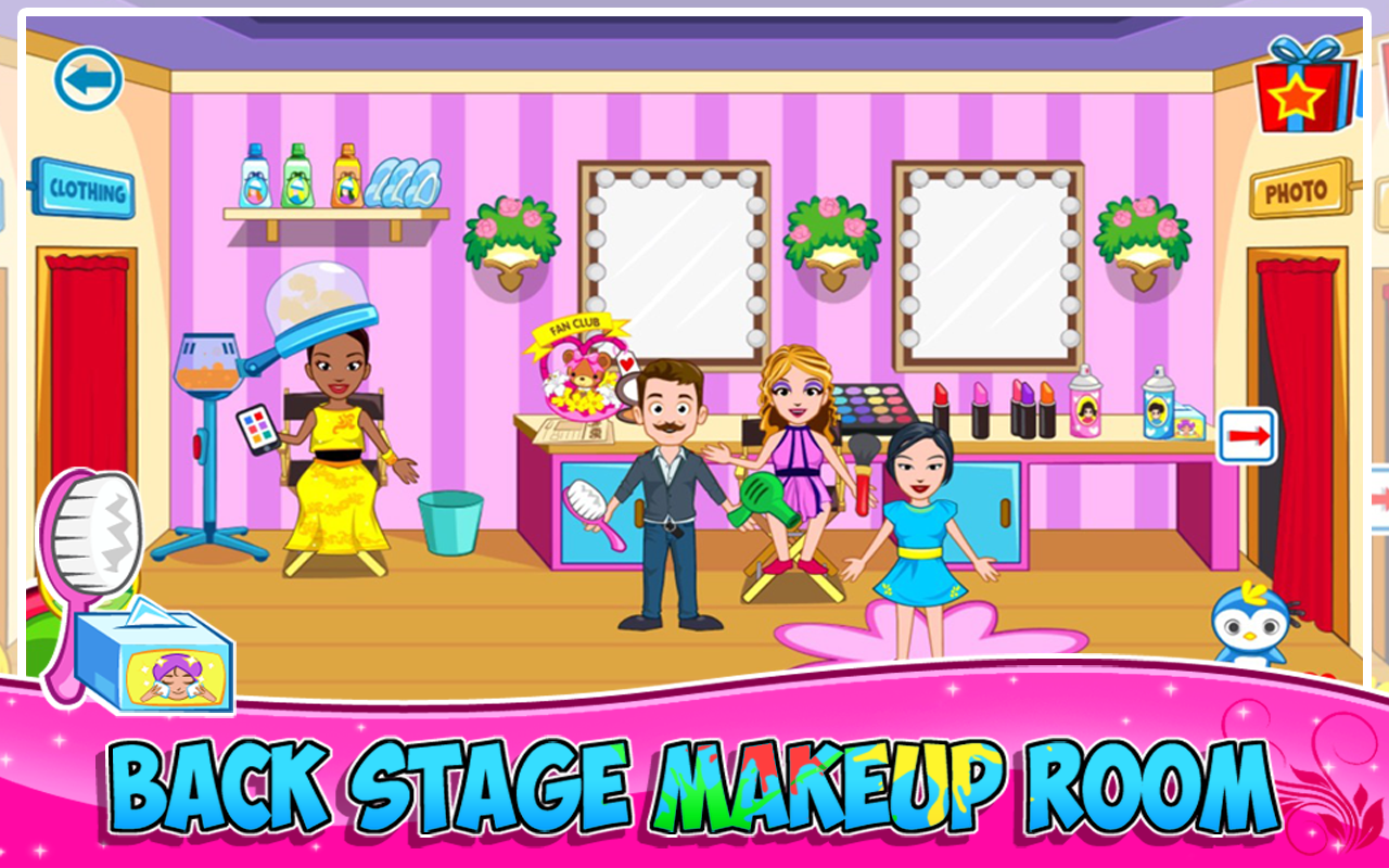 My Town : Fashion Show Screenshot 2