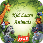 Kid Learn Animals -App For Kid APK Image