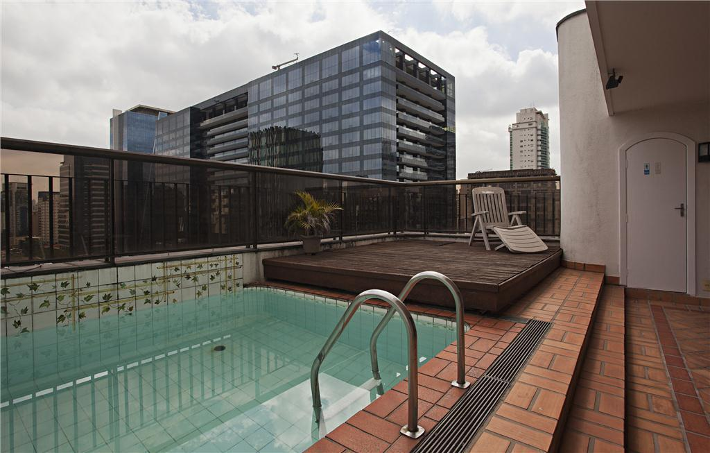 Cobertura de 4 dormitórios à venda em Itaim, São Paulo - SP