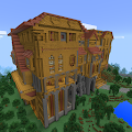 Herobrine Mansion MCPE map