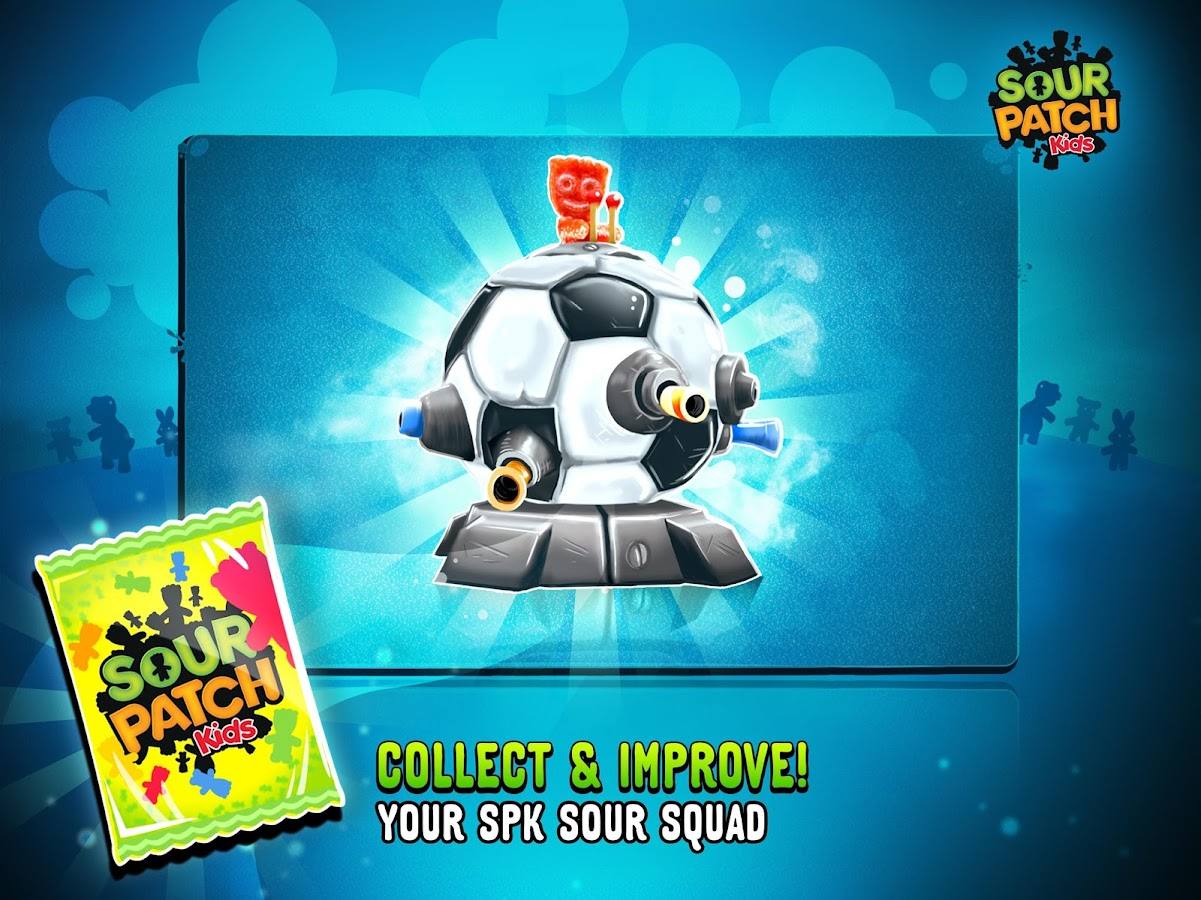 Sour Patch Kids: Candy Defense Screenshot 9