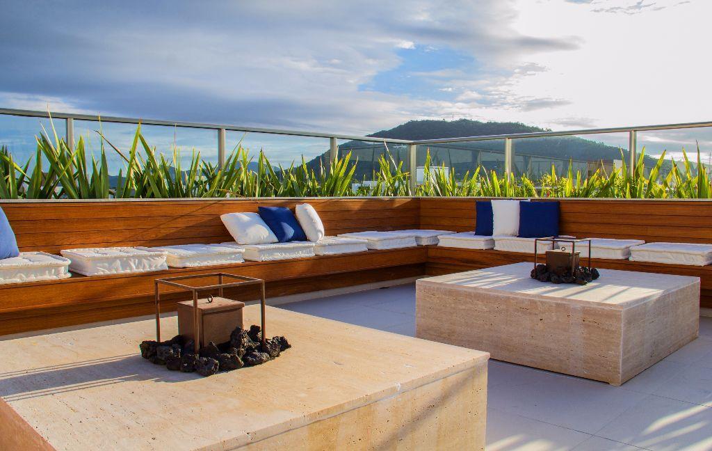Foto do Lounge Externo