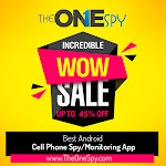 TheOneSpy Special discount offer 45% off on Android plans