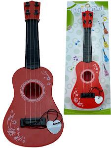 """Игровой набор серии """"Город игр"""" гитара красная, арт. GI-7871"""