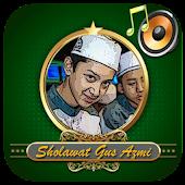 App Mp3 Sholawat Gus Azmi+Lirik APK for Windows Phone