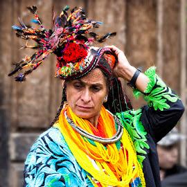 by Abdul Rehman - People Portraits of Women (  )