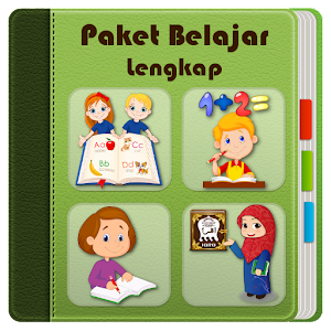 Paket Belajar Lengkap TK & PAUD For PC / Windows 7/8/10 / Mac – Free Download