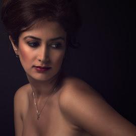 Neda by Mike Sukhram - People Portraits of Women ( glamour, persian, woman, beauty, neda heidarpour )