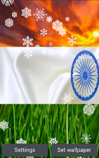 Independence Day Image Live WP - screenshot